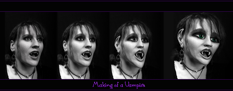 Making of a Vampire