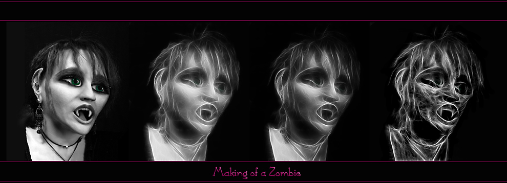Making of a Zombie