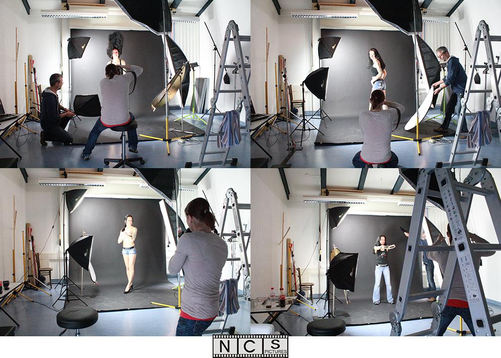Making of mit Model Nicole