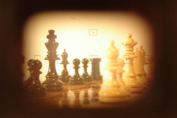 Making of Schach-Matt