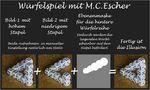 Making of: Würfelspiel mit M.C.Escher von Holger Born