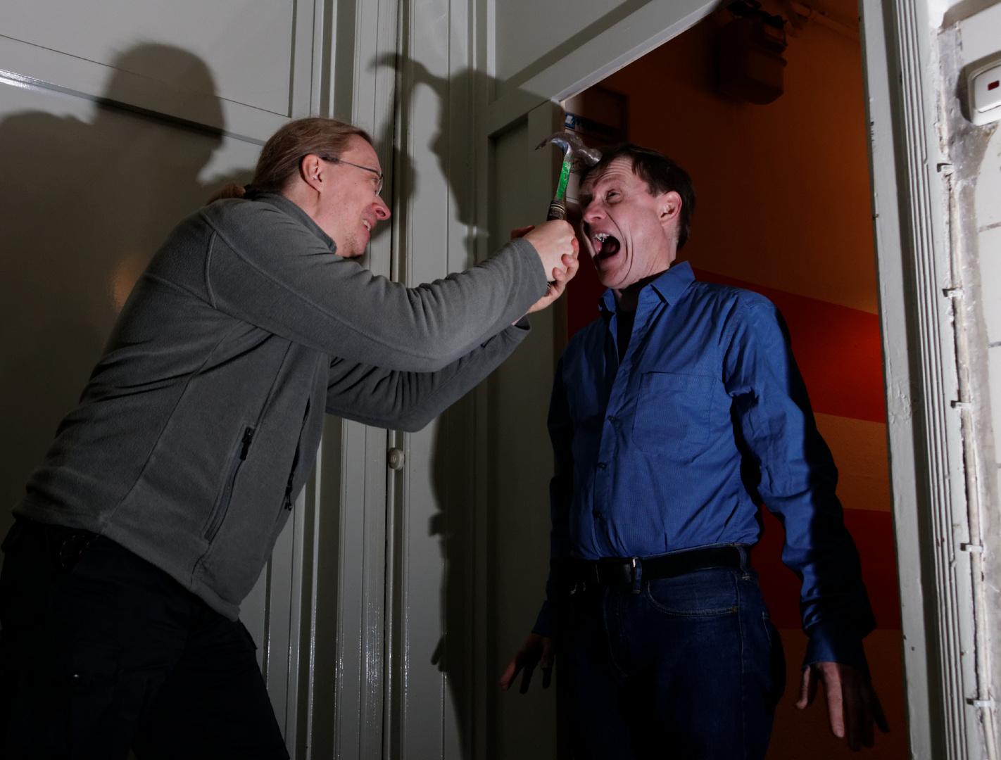 Making of zum Beitrag: FightClub - Böse Gedanken