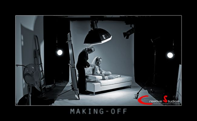 making-off