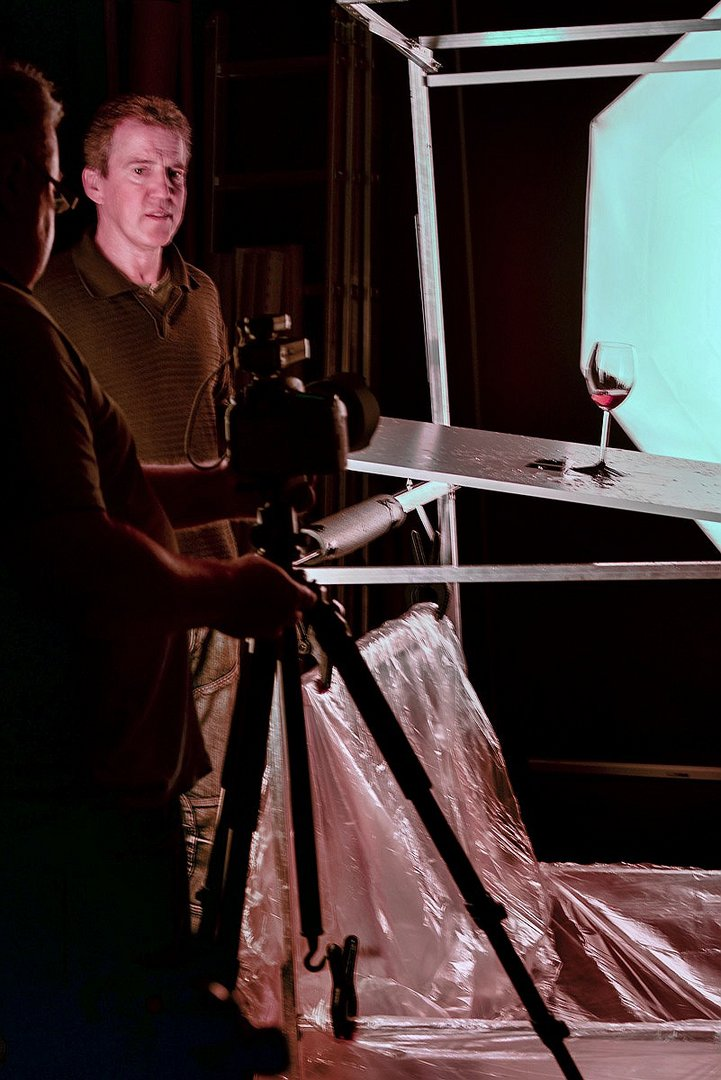 - Making of...Weinsplash 1 -