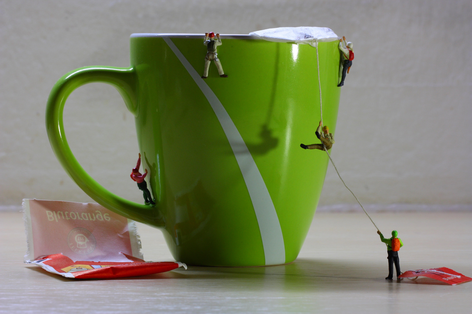 """making tea"""