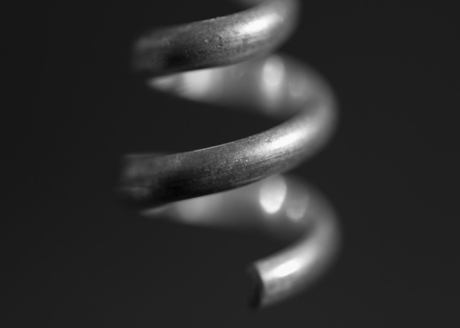 Makro Ohrring