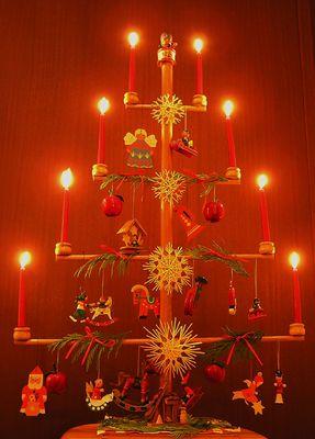 Mal ein etwas anderer Weihnachtsbaum