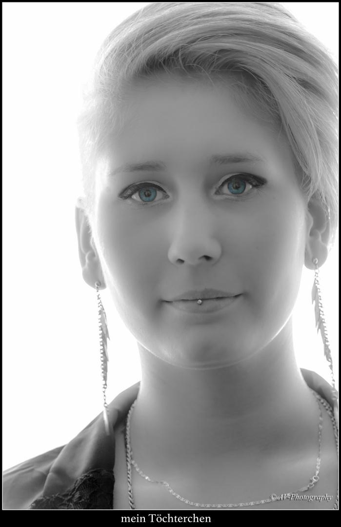 Mal ein Portrait