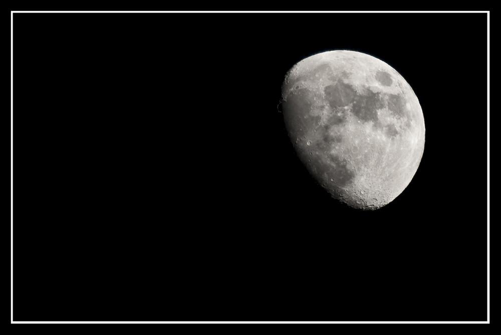 mal einen Mond probiert...