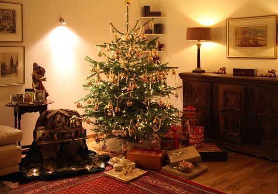 Mal in ein Weihnachtshaus geschaut. Frohe Weihnachten meine lieben Freunde !