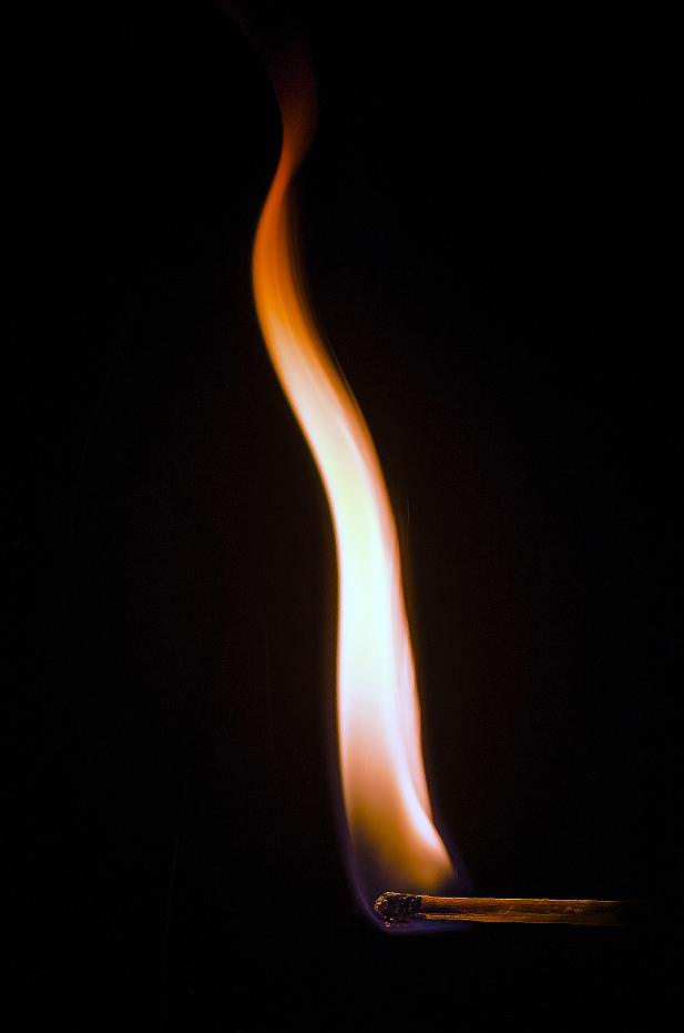 ... mal mit Feuer gespielt (2)