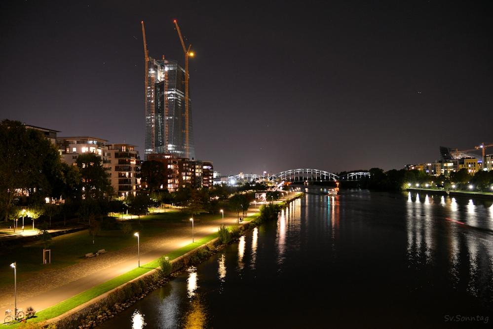 Mal 'n Besuch in Frankfurt I