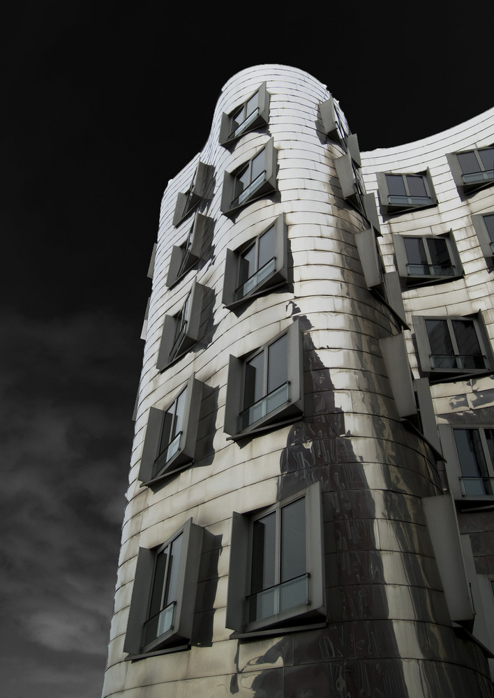 Mal wieder die Gehry-Bauten