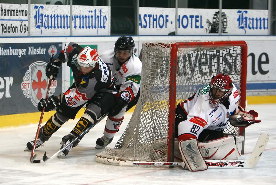 Mal wieder ein Eishockey-Bildchen