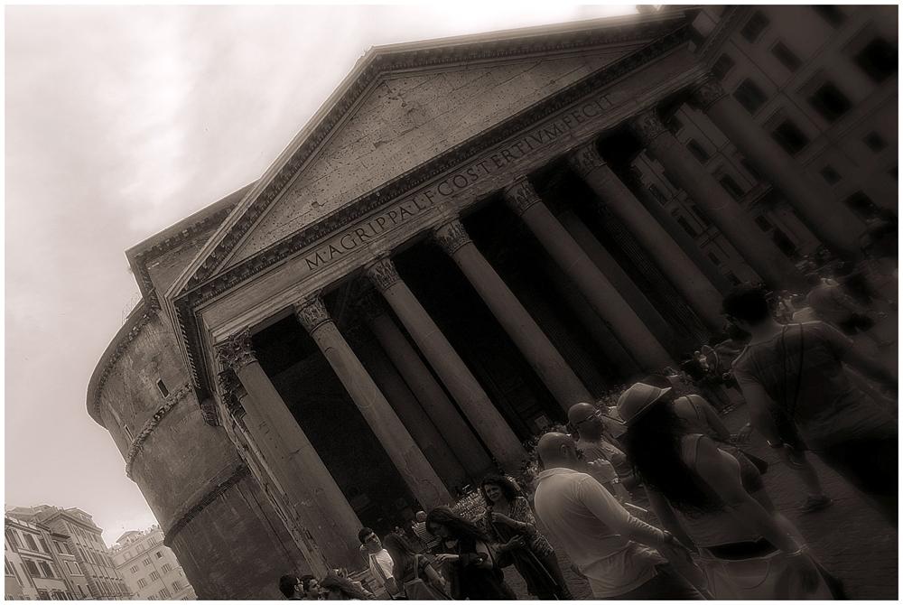 mal wieder in Rom