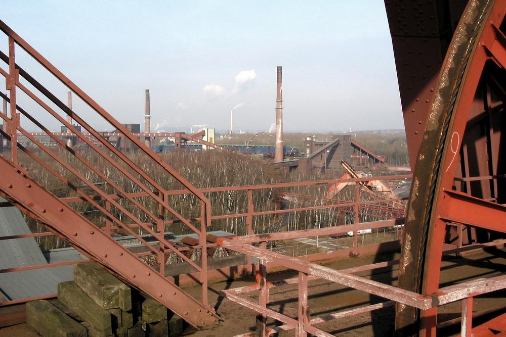 Mal wieder.... Kokerei Zollverein