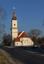 Malacky - Katholische Kirche