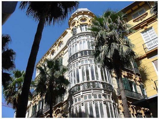 Malaga Innenstadt