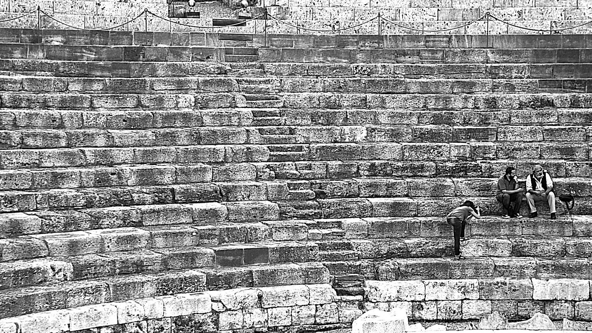 Malaga roman theater