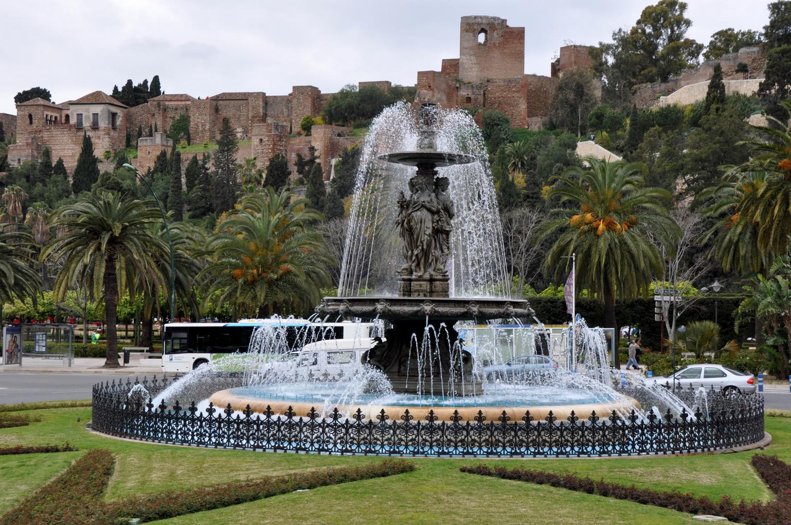 Malaga/Andalusien