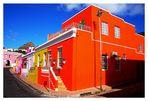 Malaienviertel in Kapstadt