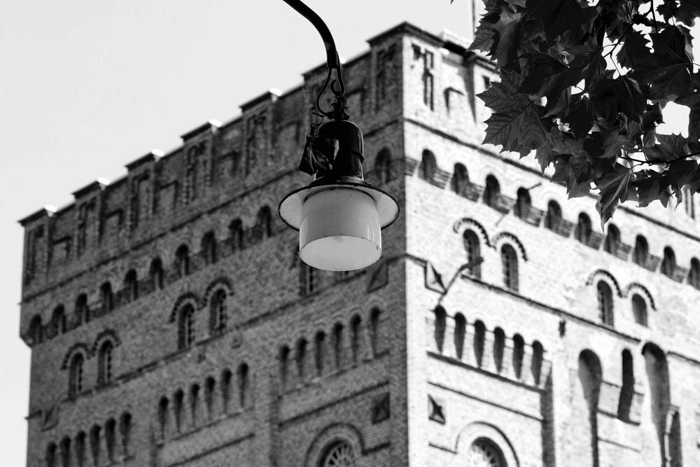 Malakowturm der Zeche Hannover, Bochum