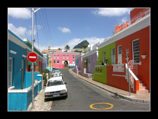 Malayisches Viertel von Kapstadt 2