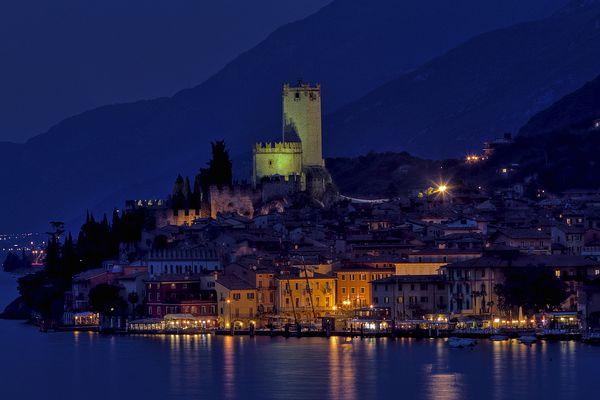 Malcesine ( Italien )
