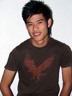 Male Model Saknarin from Bangkok