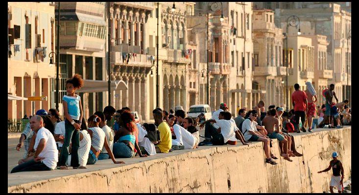 Malecon, La Habana, Cuba