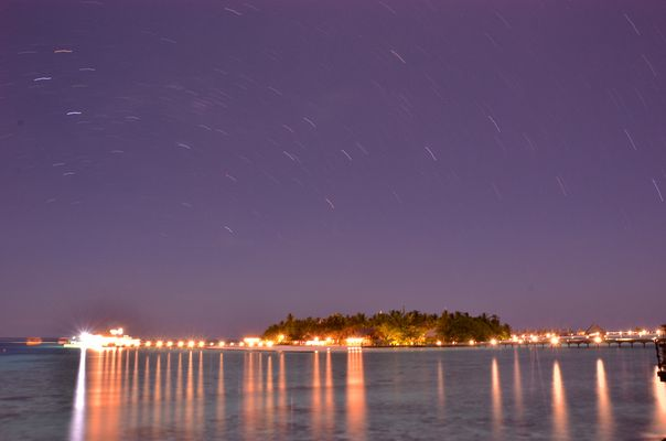 Malediven by night I