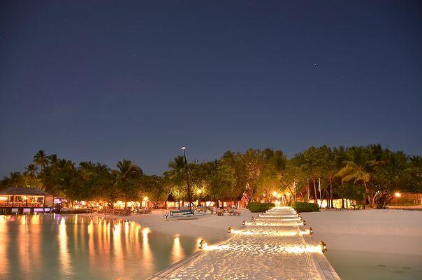Malediven by night II