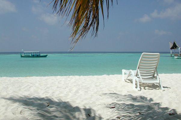 Malediven relaxen...