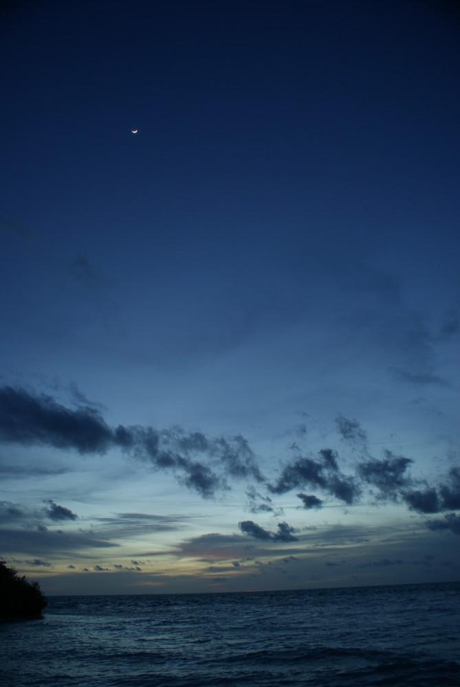 Malediven Sunset