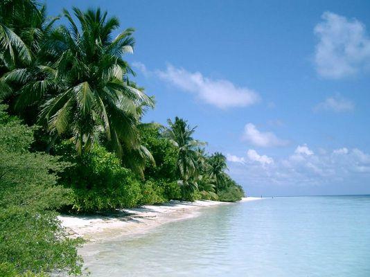 Malediven - Vilamendhoo II