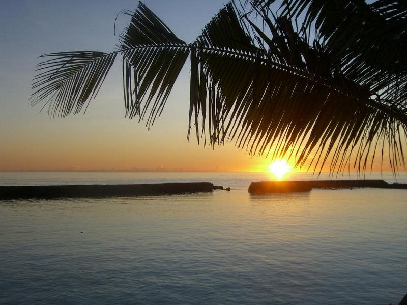 Maledivian Sunrise