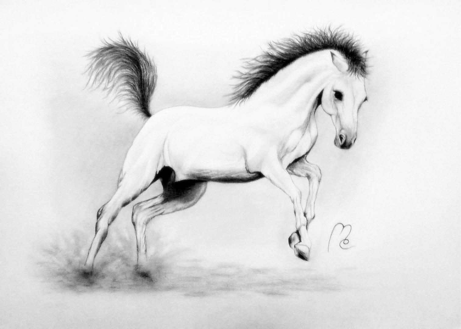 Malerei - Zeichnung: Tittel: weiser Blitz