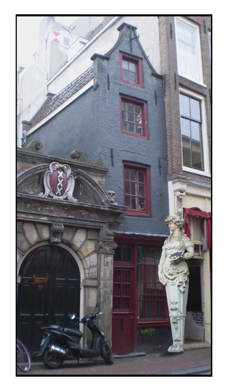 Malerin von Amsterdam