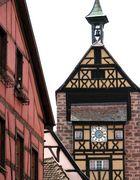 Malerische Fassaden