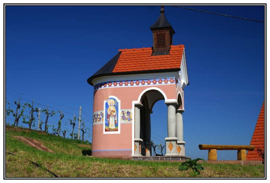 Malerische Kapelle