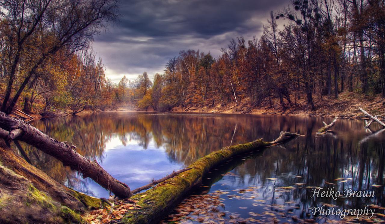 Malerischer See
