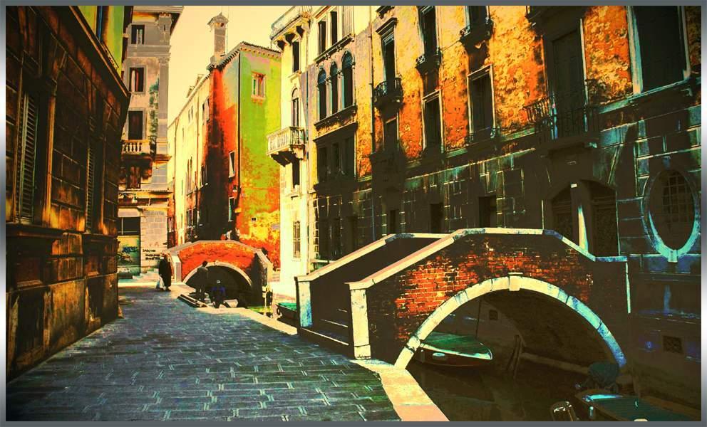 Malerisches Venedig
