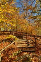 Malerweg im Herbstgewand