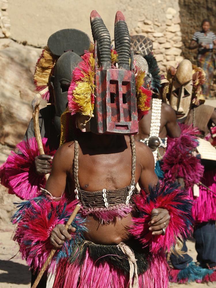 Mali, Dogon-Land 101