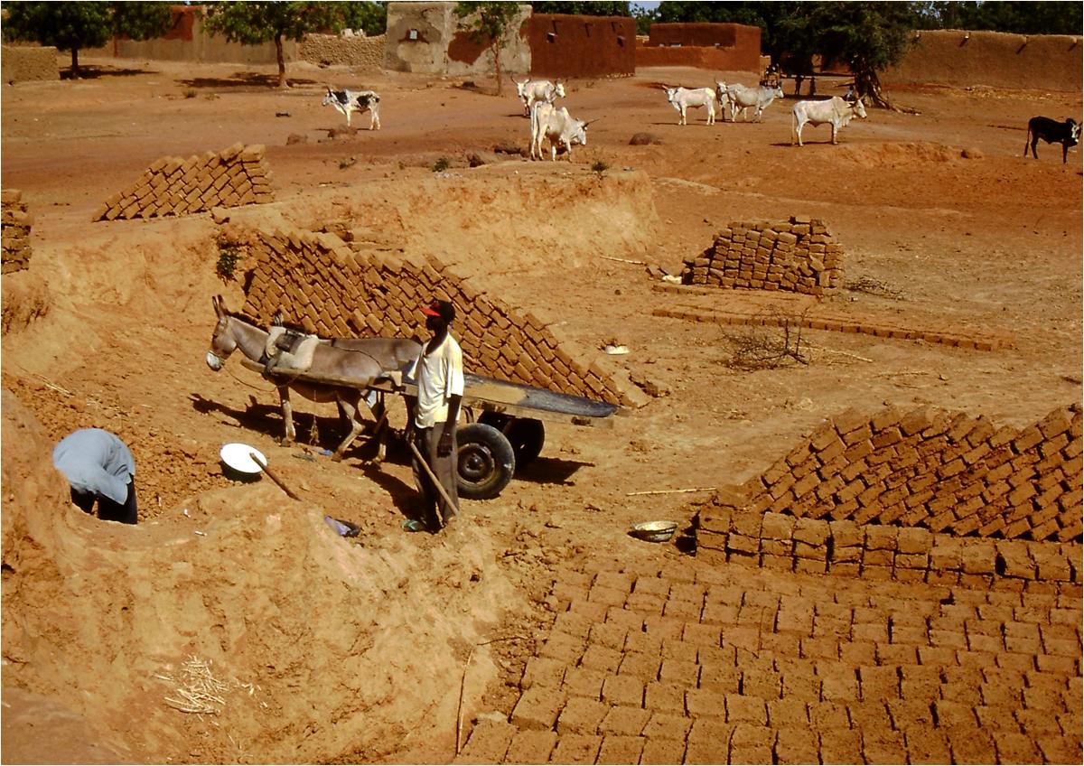 Mali - Menschen,Kultur und Landschaften (18)