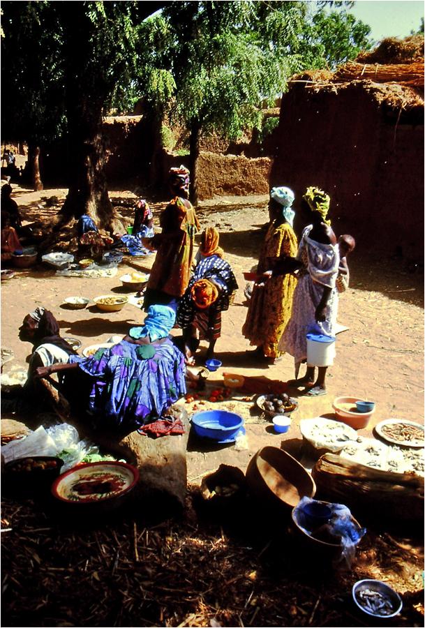 Mali - Menschen,Kultur und Landschaften (24)