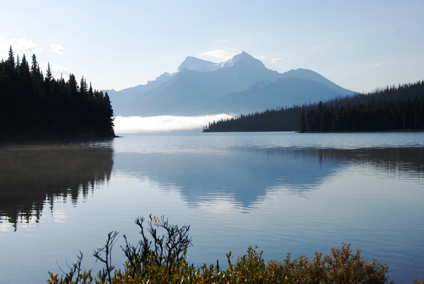 Maligne Lake, Jasper Nationalpark, Alberta