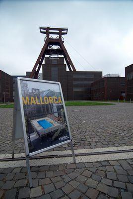 Malle auf Zollverein