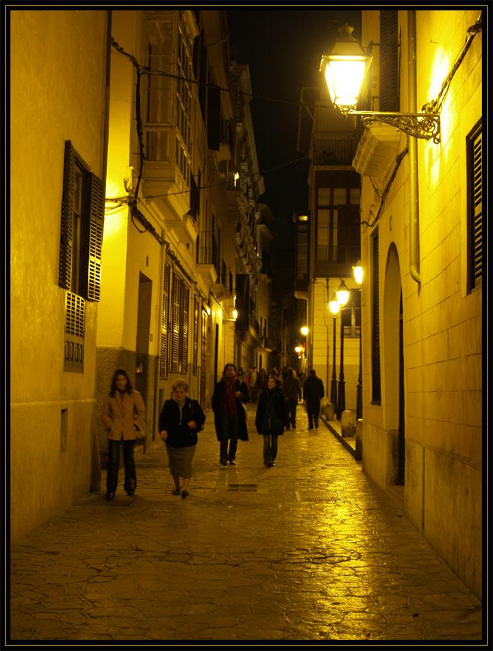 Mallorca #1 - Gasse