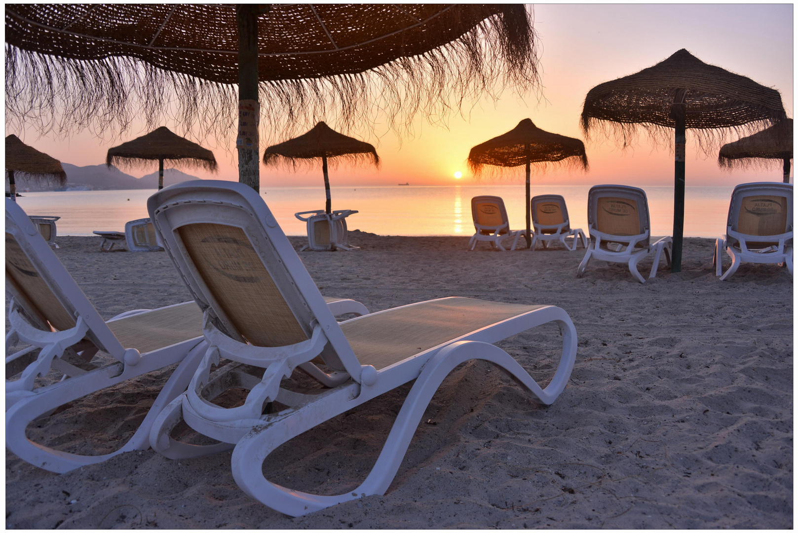 Mallorca 2012, Amanecer III (am Morgen III)